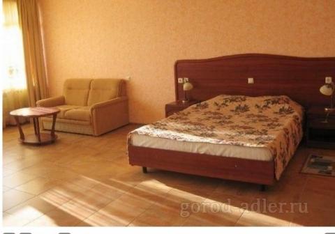 2-месстный номер с франц кроват