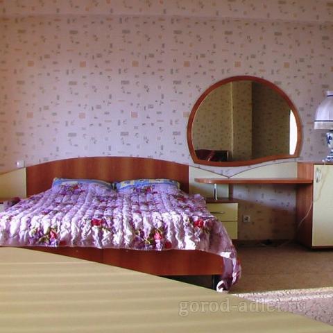 2-местн номер с двуспал кроватью