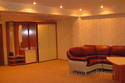 гостиная в 2-мест номере